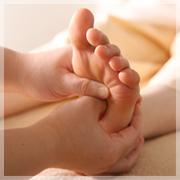 フット・リフレクソロジー(膝下から足底まで)